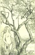 EX LIBRIS OSCAR LEUSCHNER (odkaz v elektronickém katalogu)