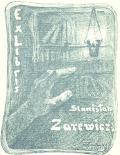 EXLIBRIS Stanisław Zarewicz (odkaz v elektronickém katalogu)