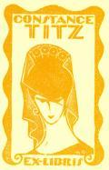 CONSTANCE TITZ EX-LIBRIS (odkaz v elektronickém katalogu)