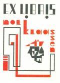 EX LIBRIS nol klaassen (odkaz v elektronickém katalogu)