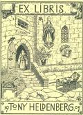 EX LIBRIS TONY HELDENBERG (odkaz v elektronickém katalogu)