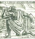 EX LIBRIS SZENES LAJOS (odkaz v elektronickém katalogu)