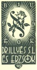 BUÉK DR.ILLYÉS S.LÉS ERZSÖK (odkaz v elektronickém katalogu)