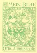 MEIN BUCH OTTO v. ALBRICHSFELD (odkaz v elektronickém katalogu)
