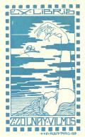EXLIBRIS Z.ZOLNAY VILMOS (odkaz v elektronickém katalogu)