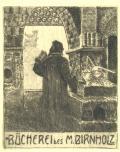 BÜCHEREI des M. BIRNHOLZ (odkaz v elektronickém katalogu)