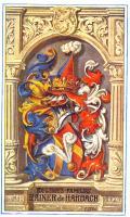 EX LIBRIS FAMILIAE RAINER de HARBACH (odkaz v elektronickém katalogu)
