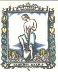EX LIBRIS ALBERTI KNER (odkaz v elektronickém katalogu)