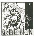 EX LIBRIS GERE HEIN (odkaz v elektronickém katalogu)