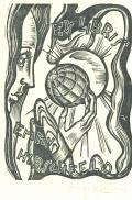 EX LIBRIS EMMY HIRSCHFELD (odkaz v elektronickém katalogu)