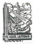 EX MUSICIS KARL LEFNAER (odkaz v elektronickém katalogu)