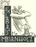 EX LIBRIS M. BIRNHOLZ (odkaz v elektronickém katalogu)