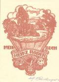 MEIN BUCH HEINZ RODER (odkaz v elektronickém katalogu)