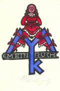 MEIN BUCH M.K. (odkaz v elektronickém katalogu)