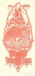 ex libris julius hagn (odkaz v elektronickém katalogu)