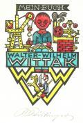 MEIN BUCH WALTER-WILHELM WITTAK (odkaz v elektronickém katalogu)