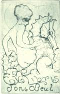 Ex libris Toni Beul (odkaz v elektronickém katalogu)