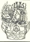 EX LIBRIS Antonii Okolo-Kułak (odkaz v elektronickém katalogu)