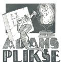 EX LIBRIS ADAMS PLIKŠE (odkaz v elektronickém katalogu)