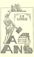 EX LIBRIS A.ANS (odkaz v elektronickém katalogu)