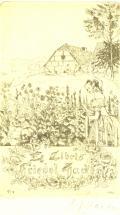 Ex Libris Friedel Hacker (odkaz v elektronickém katalogu)