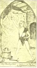 Dies Büchgehört Hanna Hahn (odkaz v elektronickém katalogu)
