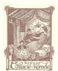 El a könyv Marie Kornélé (odkaz v elektronickém katalogu)