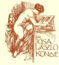 DR. JÓSA LÁSZLO KÖNYVE (odkaz v elektronickém katalogu)