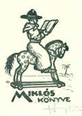 MIKLÓS KÖNYVE (odkaz v elektronickém katalogu)