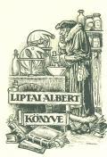 LIPTAI ALBERT KÖNYVE (odkaz v elektronickém katalogu)