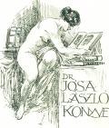 DR. JÓSA LÁSZLÓ KÖNYVE (odkaz v elektronickém katalogu)