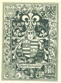 Richard Béringuier (odkaz v elektronickém katalogu)