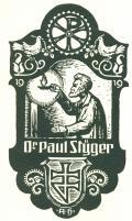 Dr. Paul Styger (odkaz v elektronickém katalogu)
