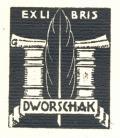 EX LIBRIS DWORSCHAK (odkaz v elektronickém katalogu)