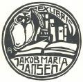 EXLIBRIS JAKOB MARIA JANSEN (odkaz v elektronickém katalogu)