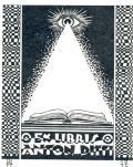 EX LIBRIS ANTON DITTI (odkaz v elektronickém katalogu)