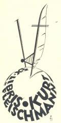 EX LIBRIS KURT FLEISCHMANN (odkaz v elektronickém katalogu)