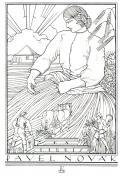 EX LIBRIS PAVEL NOVÁK (odkaz v elektronickém katalogu)