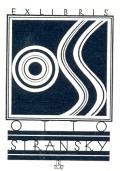 EX LIBRIS OTTO STRANSKY (odkaz v elektronickém katalogu)