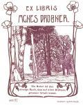 EX LIBRIS AGNES DROBNER (odkaz v elektronickém katalogu)