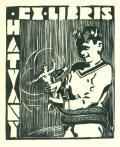 EX LIBRIS HATVANY (odkaz v elektronickém katalogu)