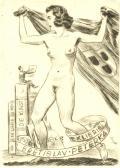 BŘETISLAV PETERKA EXLIBRIS (odkaz v elektronickém katalogu)