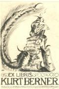 EX LIBRIS KURT BERNER (odkaz v elektronickém katalogu)