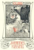 EXLIBRIS JOHANNES KLASING (odkaz v elektronickém katalogu)