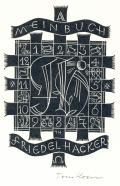MEIN BUCH FRIEDEL HACKER (odkaz v elektronickém katalogu)