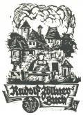 Rudolf Zöllners Buch (odkaz v elektronickém katalogu)