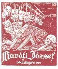 Baróti József könyve (odkaz v elektronickém katalogu)