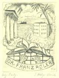 DR. FRANZ ADLER (odkaz v elektronickém katalogu)