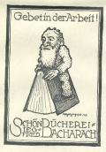 SCHÖN BÜCHEREI SIEGFRIED BACHARACH (odkaz v elektronickém katalogu)