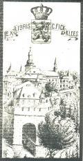 EX LIBRIS C. FICK-KLEES (odkaz v elektronickém katalogu)